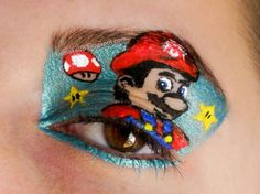 Super Mario Bros makeup inspired � Makeup Geek Idea Gallery