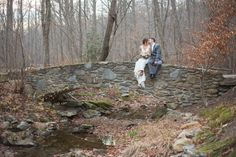 Indoor fall wedding at Mountain Memories by ThorpeWood in Thurmont, Maryland by wedding photographer Christa Rae Photography