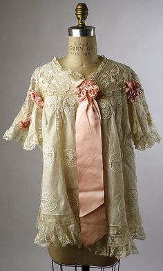 lace pink Antique fashion