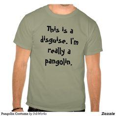 Pangolin Costume Shirts