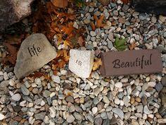 Word Garden, Saint Michael's College, Vermont