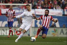 La Liga'da Madrid derbisi berabere bitti. Arda'nın takımı Atletico Madrid bir ara 2-1 öne geçti ama Real Madrid'den Ronaldo eşitliği sağladı.