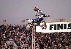 "- Jeremy #McGrath, ""The King Of Supercross"" - http://www.yamaha-community.fr/jeremy-mcgrath"