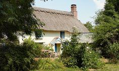 Shabby and Charme: Un meraviglioso e romanticissimo cottage nel Devon...