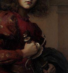 Saint Joan Of Arc, St Joan, Renaissance Paintings, Renaissance Art, Arte Obscura, Old Paintings, Classical Art, Old Art, Pretty Art
