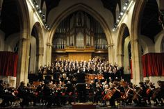 Mahler 'Symphony of a Thousand' performed in Norwich as part of the Norfolk & Norwich Festival 2016 (Credit Peter Rand)