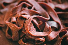 Chocolate pasta dough recipe by Aliza Green