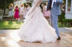 Pink Texas Wedding by Lauren Larsen, Part 2 « Southern Weddings Magazine