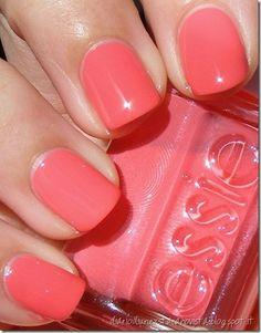 Essie Nail Polish Cute as a Button