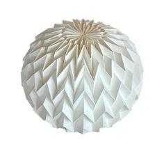 Inside Outside Design: Origami Paper Lamp