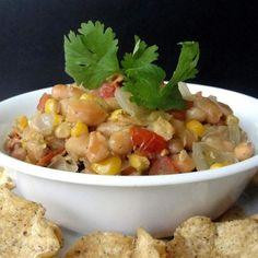 """Crock-Pot® Chicken Chili 
