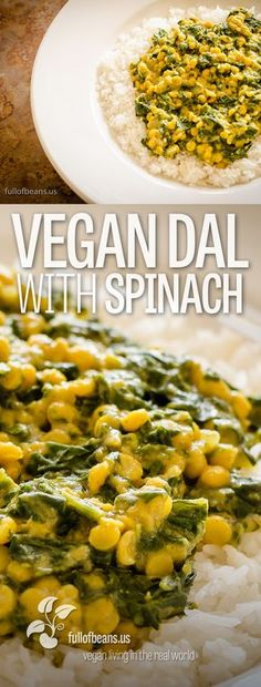 This recipe for vegan indian dal is certain to be a hit with you and your family! Creamy and delicious and, of course, dairy-free!