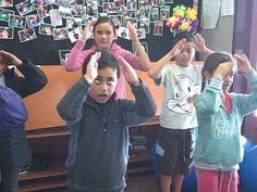 Ko tenei tetahi o nga waiata i whakaako to matou akomanga ki te kura auraki. I tipu te whakaaro kia tapiri te waiata, me nga mahi a ringa ki to matou wharang. Early Childhood Activities, Early Childhood Education, Educational Activities, Preschool Activities, Maori Songs, Diversity In The Classroom, Maori Legends, Pe Lessons, Matou