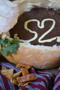 Sopa de frijoles Rezept zum Selbermachen - Familienrezepte zum Nachkochen.