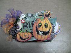 ▶ Halloween TP Mini Album, Soooooo Cute, Sooooo Easy - YouTube