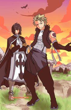Rogue & Sting.