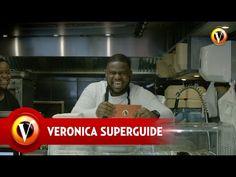 De FOODHAL beschrijft een BN'er - Veronica Superguide