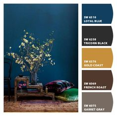 Paint colors from Chip It! by Sherwin-Williams Dining