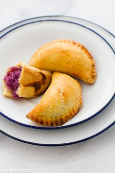 U is for Ube and How to Make Ube Macapuno Empanadas - Jun Blog #Philippines