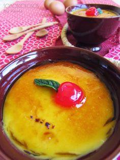 SomosGolosos: Crema catalana {Sin gluten, Sin lactosa}
