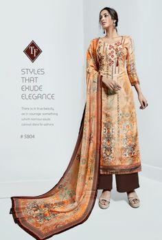 48c48ef091 Tanishk Fashion Avani Uppada Silk Collection ( 6 Pc Set) Cotton Salwar  Kameez, Salwar