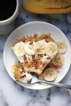 The Best Boozy Banana Cream Pie