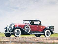 1930 Cadillac Sixteen Roadster by Fleetwood