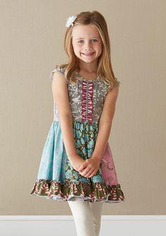 JE Frosty Blooms Dress - R5 $56.00.