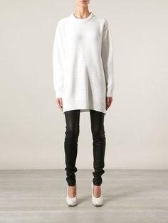 Acne Studios 'sade' Long Sweater - Voo Store - Farfetch.com