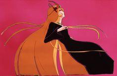 La Andromeda Promethium Cel Gallery - ♡1000年女王 劇場版 (1982年)Queen Millennia Movie (1982)