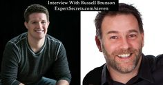 Expert Secrets – Interview With Russell Brunson via @stevenaitchison