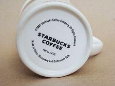 Starbucks Old Siren Mermaid Discontinued Logo Brown To Go 16 oz Coffee Mug Cup