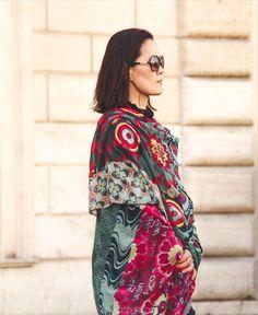 Dónde hospedarse en Roma Kimono Top, Sari, Fashion, Rome, Viajes, Tourism, Places, Saree, Moda