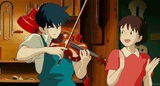 Shizuku Tsukishima &Seiji Amasawa - Whisper of the Heart (1995)