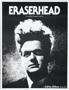 "English: ""Eraserhead"" Poster Français : Affiche Du Film ""Eraserhead"""