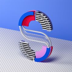 Portuguese graphic designer Serafim Mendes is back with another fantastic series of creative 3D letters.  More typography inspiration via Behance