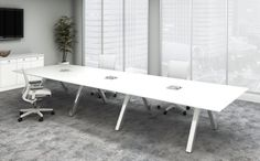 Products - Custom Wood Furniture for Work Environments : Nevers
