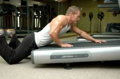 Treadmill Hand Walks-Did this and LOVED it!