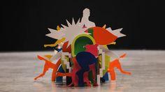 """""""Katachi"""" by Shugo Tokumaru, directed by Kijek and Adamski http://www.2pause.com/latest-clips/#katachi"""