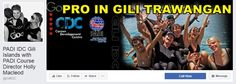 Check out the latest news and updates from the PADI IDC Scuba Diving Instructor Development Course in the Gili Islands, Indonesia. All scuba diving Instructor level training is fully conducted by Multi Award Winning Triple Platinum Elite Course Director Holly Macleod. #visit https://www.facebook.com/GiliIDC/