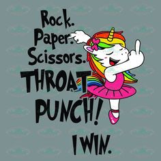 Unicorn Memes, Funny Unicorn Quotes, Sarcastic Quotes, Funny Quotes, Qoutes, Cute Animal Quotes, Unicorn Pictures, Badass Quotes, Twisted Humor