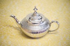 Vintage Silver Milk Server by CreativeSixters on Etsy https://www.etsy.com/listing/248678448/vintage-silver-milk-server