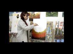 """Ζωγραφίζουμε μία """"χορεύτρια"""", μάθημα 12ο... - YouTube Decoupage, Painting, Vintage, Youtube, Heart Art, Painting Art, Paintings, Vintage Comics, Painted Canvas"""