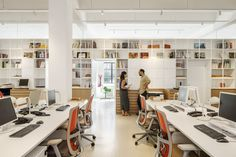 Kokaistudios Office by Seth Powers Photography Santa Lucia, Architecture Office, Architecture Design, Built Environment, Design Firms, Home Office, Interior Design, Room, Photography