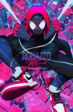 Safebooru is a anime and manga picture search engine, images are being updated hourly. Miles Spiderman, Miles Morales Spiderman, Black Spiderman, Spiderman Spider, Amazing Spiderman, Hq Marvel, Marvel Heroes, Marvel Comics, 2160x3840 Wallpaper
