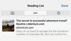 Safari - Hivatalos Apple-támogatás Reading Lists, Us Travel, Adventure Travel, Safari, Apple, Life, Apple Fruit, Adventure Trips, Apples