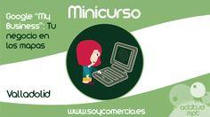 "Jornadas SoyComercio Septiembre: Mes de ""Google My Business"""