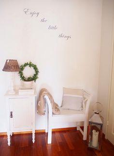 Loving white style