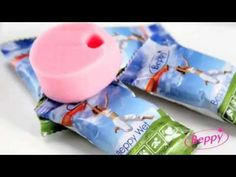 tampones sin hilo beppy - YouTube