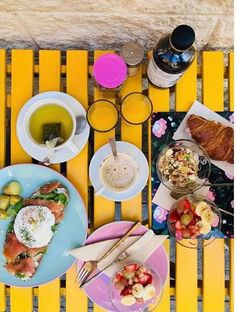 Desal in Malaga, Spain. Here are our recommendations for the best brunch in Malaga.